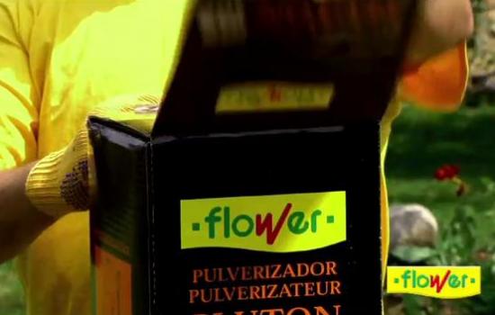 Flower gespa