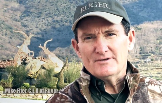 Mike Fifer in Gredos with Trophy Hunting Spain